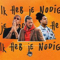 Cover Kraantje Pappie feat. Bizzey & Jonna Fraser - Ik heb je nodig