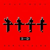 Cover Kraftwerk - 3-D - Der Katalog