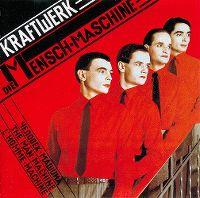 Cover Kraftwerk - Die Mensch-Maschine