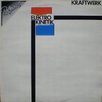 Cover Kraftwerk - Elektro Kinetik