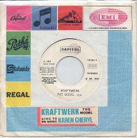 Cover Kraftwerk - The Model