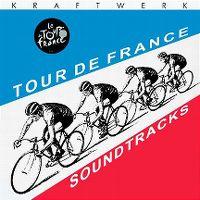 Cover Kraftwerk - Tour de France Soundtracks