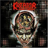 Cover Kreator - Coma Of Souls
