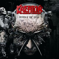 Cover Kreator - Enemy Of God