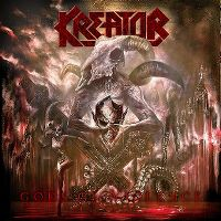 Cover Kreator - Gods Of Violence