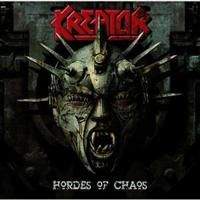 Cover Kreator - Hordes Of Chaos