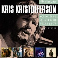 Cover Kris Kristofferson - Original Album Classics