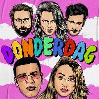Cover Kris Kross Amsterdam feat. Bilal Wahib & Emma Heesters - Donderdag