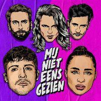 Cover Kris Kross Amsterdam & Lil Kleine & Yade Lauren - Mij niet eens gezien