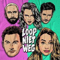 Cover Kris Kross Amsterdam, Tino Martin & Emma Heesters - Loop niet weg
