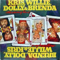 Cover Kris, Willie, Dolly & Brenda - The Winning Hand