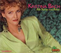 Cover Kristina Bach - Alle Sterne von Athen
