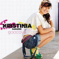 Cover Kristinia DeBarge - Goodbye