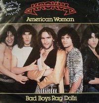 Cover Krokus - American Woman