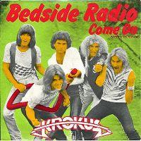 Cover Krokus - Bedside Radio