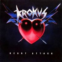 Cover Krokus - Heart Attack
