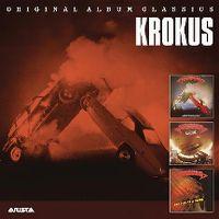 Cover Krokus - Original Album Classics