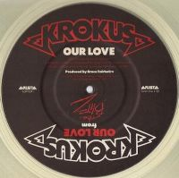 Cover Krokus - Our Love