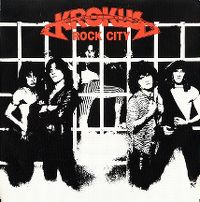 Cover Krokus - Rock City