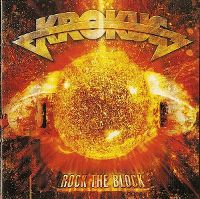 Cover Krokus - Rock The Block