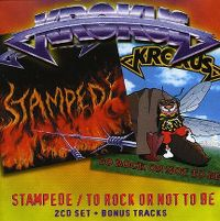 Cover Krokus - Stampede / To Rock Or Not To Be