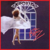 Cover Krokus - The Blitz