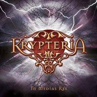 Cover Krypteria - In medias res