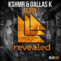 Cover KSHMR & DallasK - Burn