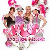 Cover Kus - Dag en nacht