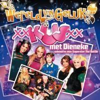 Cover Kus met Dieneke - Wereld van geluk