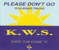 Cover K.W.S. - Please Don't Go