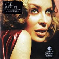 Cover Kylie Minogue - Chocolate