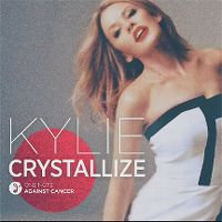 Cover Kylie Minogue - Crystallize