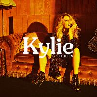 Cover Kylie Minogue - Golden