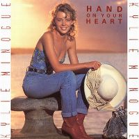 Cover Kylie Minogue - Hand On Your Heart