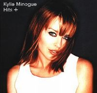 Cover Kylie Minogue - Hits+