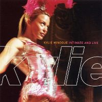 Cover Kylie Minogue - Intimate And Live