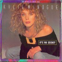Cover Kylie Minogue - It's No Secret