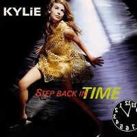 Cover Kylie Minogue - Step Back In Time
