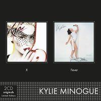 Cover Kylie Minogue - X / Fever