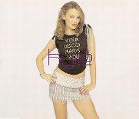 Cover Kylie Minogue - Your Disco Needs You