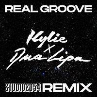 Cover Kylie Minogue x Dua Lipa - Real Groove (Studio 2054 Remix)