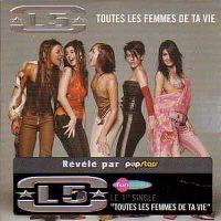 Cover L5 - Toutes les femmes de ta vie