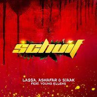 Cover LA$$A, Ashafar & Sjaak feat. Young Ellens - Schuif