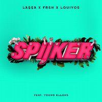 Cover LA$$A x Frsh x LouiVos feat. Young Ellens - Spijker