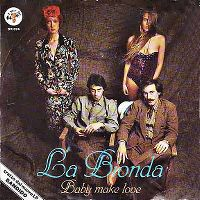 Cover La Bionda - Baby Make Love