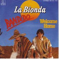 Cover La Bionda - Bandido