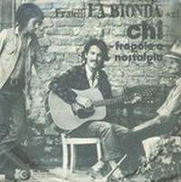 Cover La Bionda - Chi