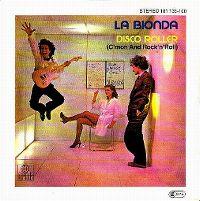 Cover La Bionda - Disco Roller