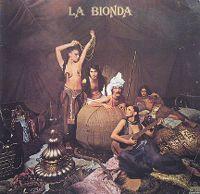 Cover La Bionda - La Bionda